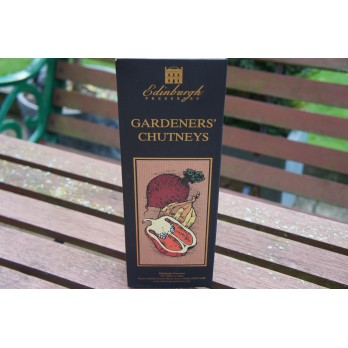 Edinburgh Preserves Gardiners chutney box