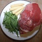 Fillet of lamb 1kilo joint